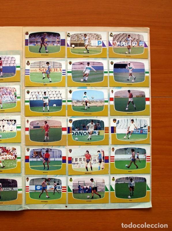 Álbum de fútbol completo: Campeonato de Liga 1984-1985, 84-85 - Cromos Cano - Completo, mas 109 cromos que van aparte - Foto 21 - 98534527