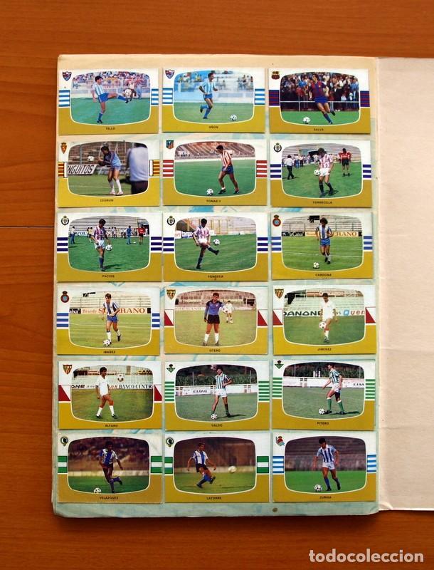 Álbum de fútbol completo: Campeonato de Liga 1984-1985, 84-85 - Cromos Cano - Completo, mas 109 cromos que van aparte - Foto 22 - 98534527