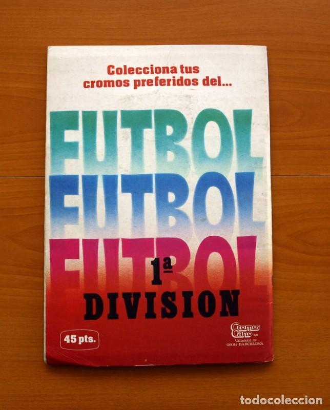 Álbum de fútbol completo: Campeonato de Liga 1984-1985, 84-85 - Cromos Cano - Completo, mas 109 cromos que van aparte - Foto 24 - 98534527