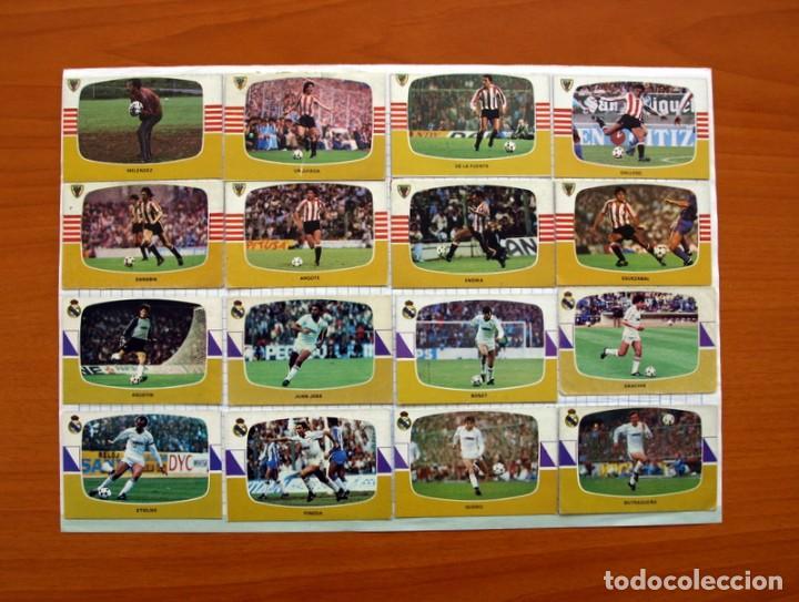 Álbum de fútbol completo: Campeonato de Liga 1984-1985, 84-85 - Cromos Cano - Completo, mas 109 cromos que van aparte - Foto 25 - 98534527