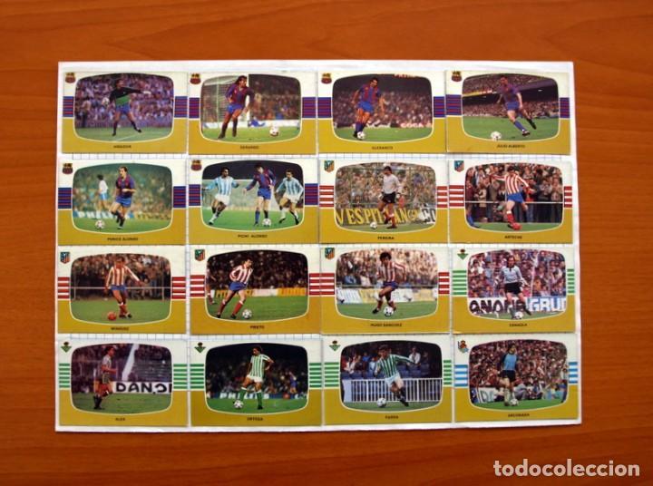 Álbum de fútbol completo: Campeonato de Liga 1984-1985, 84-85 - Cromos Cano - Completo, mas 109 cromos que van aparte - Foto 26 - 98534527