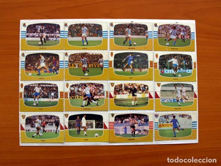 Álbum de fútbol completo: Campeonato de Liga 1984-1985, 84-85 - Cromos Cano - Completo, mas 109 cromos que van aparte - Foto 27 - 98534527