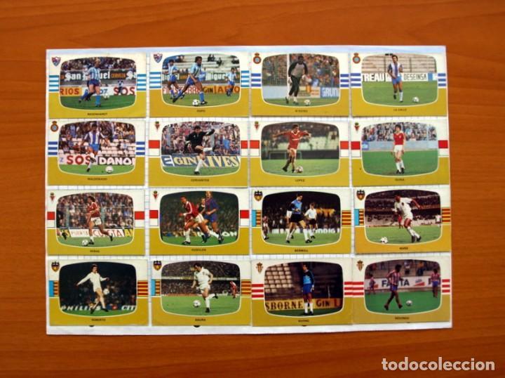 Álbum de fútbol completo: Campeonato de Liga 1984-1985, 84-85 - Cromos Cano - Completo, mas 109 cromos que van aparte - Foto 28 - 98534527