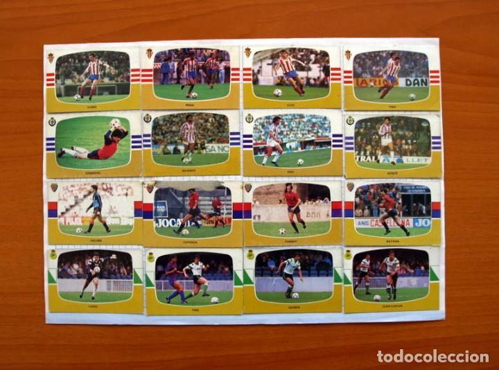 Álbum de fútbol completo: Campeonato de Liga 1984-1985, 84-85 - Cromos Cano - Completo, mas 109 cromos que van aparte - Foto 29 - 98534527