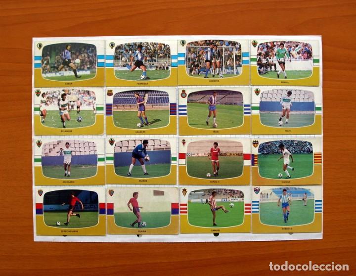 Álbum de fútbol completo: Campeonato de Liga 1984-1985, 84-85 - Cromos Cano - Completo, mas 109 cromos que van aparte - Foto 30 - 98534527