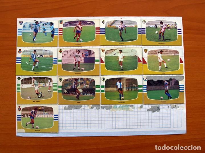 Álbum de fútbol completo: Campeonato de Liga 1984-1985, 84-85 - Cromos Cano - Completo, mas 109 cromos que van aparte - Foto 31 - 98534527