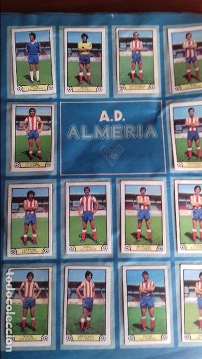 Álbum de fútbol completo: Album liga este 79-80 completo. Un cromo por casilla y todos los fichajes - Foto 2 - 98625515