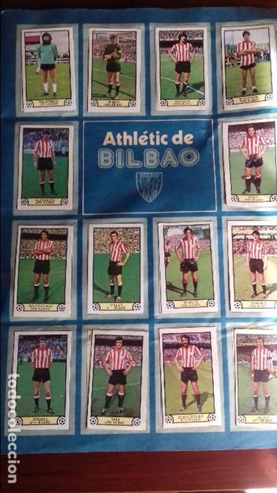 Álbum de fútbol completo: Album liga este 79-80 completo. Un cromo por casilla y todos los fichajes - Foto 4 - 98625515