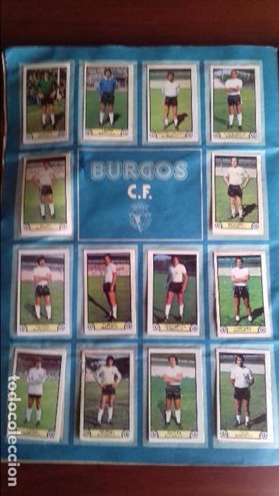 Álbum de fútbol completo: Album liga este 79-80 completo. Un cromo por casilla y todos los fichajes - Foto 5 - 98625515