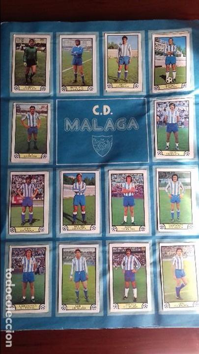 Álbum de fútbol completo: Album liga este 79-80 completo. Un cromo por casilla y todos los fichajes - Foto 6 - 98625515