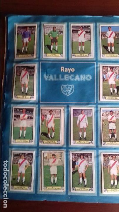 Álbum de fútbol completo: Album liga este 79-80 completo. Un cromo por casilla y todos los fichajes - Foto 9 - 98625515