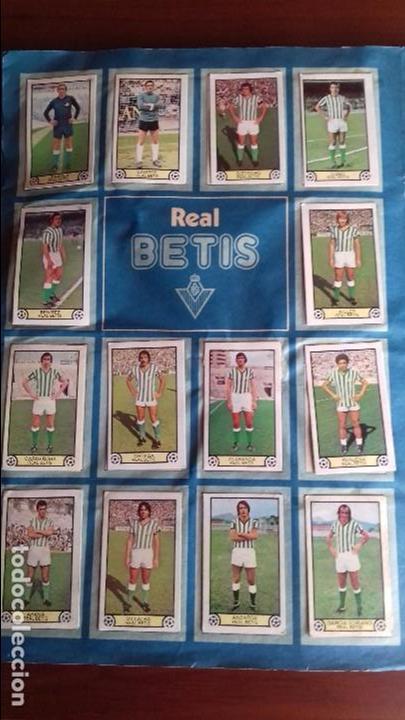 Álbum de fútbol completo: Album liga este 79-80 completo. Un cromo por casilla y todos los fichajes - Foto 11 - 98625515