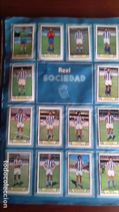 Álbum de fútbol completo: Album liga este 79-80 completo. Un cromo por casilla y todos los fichajes - Foto 13 - 98625515
