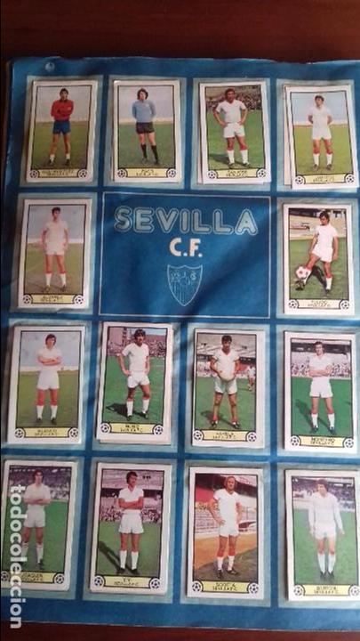 Álbum de fútbol completo: Album liga este 79-80 completo. Un cromo por casilla y todos los fichajes - Foto 15 - 98625515