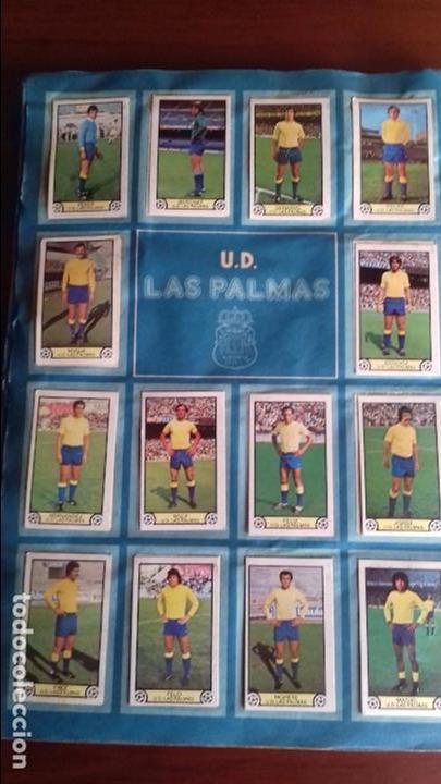Álbum de fútbol completo: Album liga este 79-80 completo. Un cromo por casilla y todos los fichajes - Foto 17 - 98625515