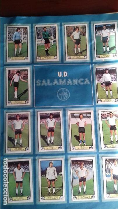 Álbum de fútbol completo: Album liga este 79-80 completo. Un cromo por casilla y todos los fichajes - Foto 18 - 98625515
