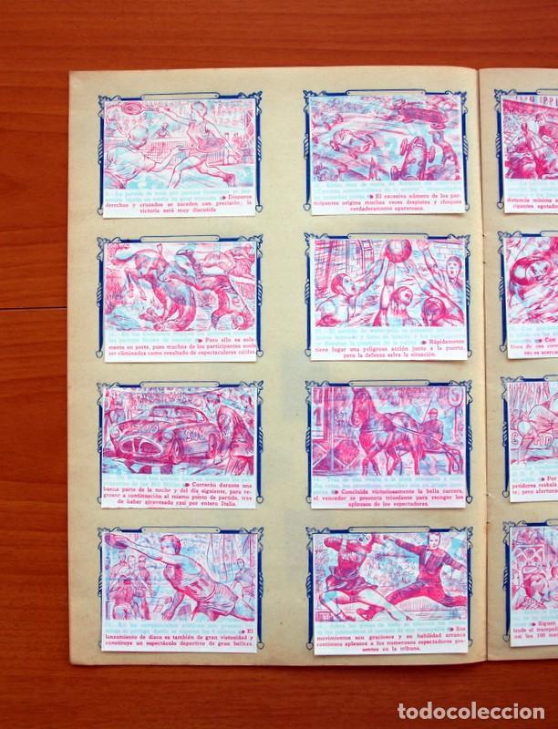 Álbum de fútbol completo: Álbum - Sport Mágico - Completo - Editorial Fher 1953 - Ver fotos y explicación interior - Foto 5 - 98737687