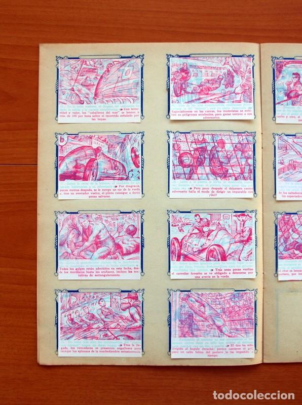 Álbum de fútbol completo: Álbum - Sport Mágico - Completo - Editorial Fher 1953 - Ver fotos y explicación interior - Foto 7 - 98737687