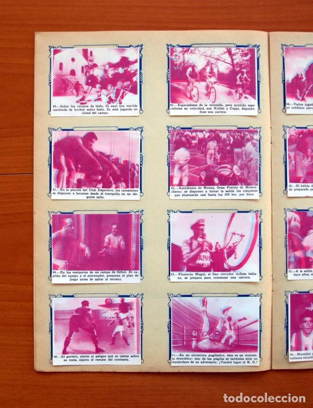 Álbum de fútbol completo: Álbum - Sport Mágico - Completo - Editorial Fher 1953 - Ver fotos y explicación interior - Foto 9 - 98737687