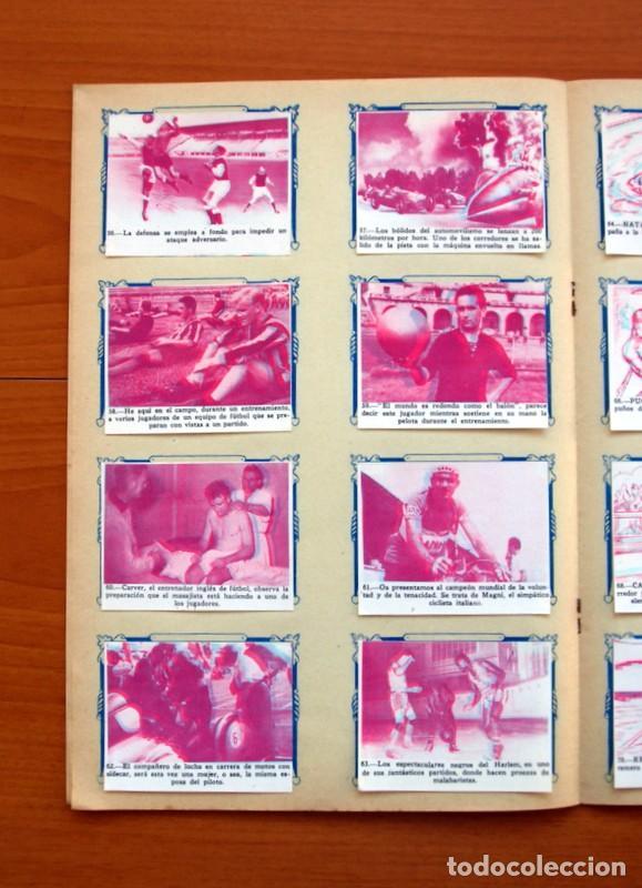 Álbum de fútbol completo: Álbum - Sport Mágico - Completo - Editorial Fher 1953 - Ver fotos y explicación interior - Foto 11 - 98737687