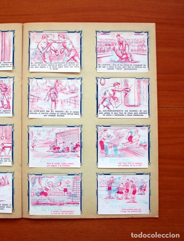 Álbum de fútbol completo: Álbum - Sport Mágico - Completo - Editorial Fher 1953 - Ver fotos y explicación interior - Foto 14 - 98737687