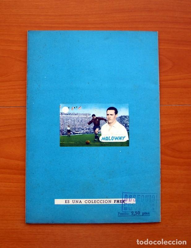 Álbum de fútbol completo: Álbum - Sport Mágico - Completo - Editorial Fher 1953 - Ver fotos y explicación interior - Foto 21 - 98737687