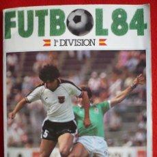 Álbum de fútbol completo - ALBUM CROMOS CANO 1983-1984 + 500 CROMOS DIFERENTES. MUY COMPLETO. 83-84. + 200 DOBLES. - 69307054