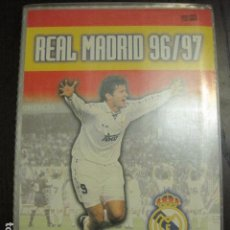 Álbum de fútbol completo: REAL MADRID 96 97 1996 1997 COMPLETO. PANINI.-VER FOTOS - (V-12.138). Lote 99654163