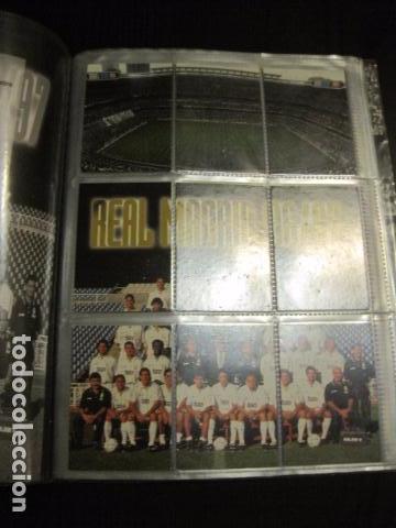 Álbum de fútbol completo: REAL MADRID 96 97 1996 1997 COMPLETO. PANINI.-VER FOTOS - (V-12.138) - Foto 2 - 99654163