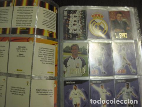 Álbum de fútbol completo: REAL MADRID 96 97 1996 1997 COMPLETO. PANINI.-VER FOTOS - (V-12.138) - Foto 3 - 99654163