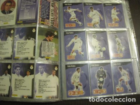 Álbum de fútbol completo: REAL MADRID 96 97 1996 1997 COMPLETO. PANINI.-VER FOTOS - (V-12.138) - Foto 4 - 99654163
