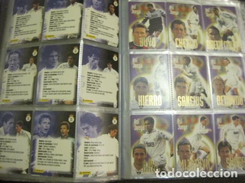 Álbum de fútbol completo: REAL MADRID 96 97 1996 1997 COMPLETO. PANINI.-VER FOTOS - (V-12.138) - Foto 6 - 99654163