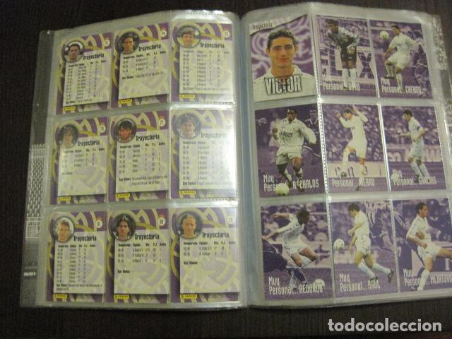 Álbum de fútbol completo: REAL MADRID 96 97 1996 1997 COMPLETO. PANINI.-VER FOTOS - (V-12.138) - Foto 11 - 99654163