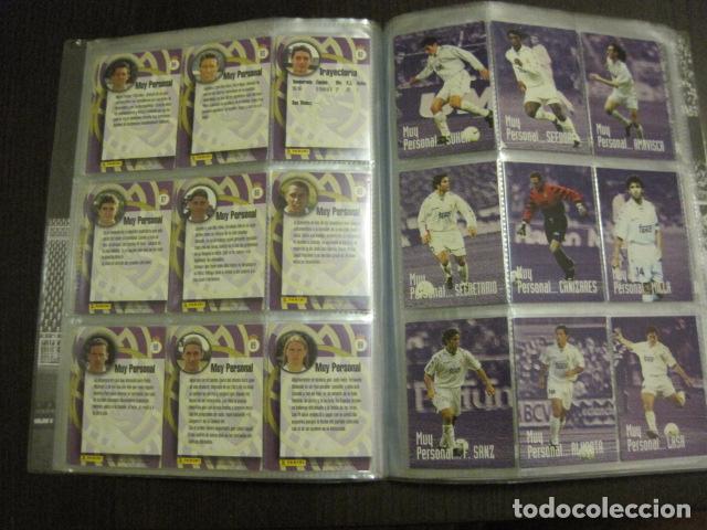 Álbum de fútbol completo: REAL MADRID 96 97 1996 1997 COMPLETO. PANINI.-VER FOTOS - (V-12.138) - Foto 12 - 99654163