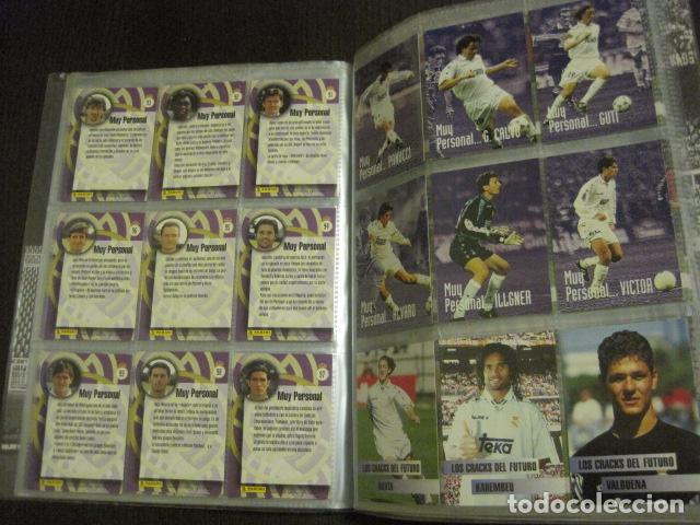 Álbum de fútbol completo: REAL MADRID 96 97 1996 1997 COMPLETO. PANINI.-VER FOTOS - (V-12.138) - Foto 13 - 99654163