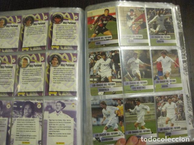 Álbum de fútbol completo: REAL MADRID 96 97 1996 1997 COMPLETO. PANINI.-VER FOTOS - (V-12.138) - Foto 14 - 99654163