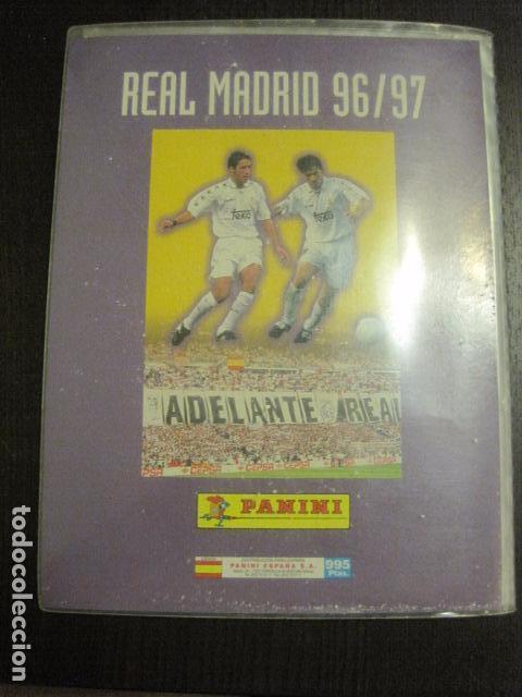 Álbum de fútbol completo: REAL MADRID 96 97 1996 1997 COMPLETO. PANINI.-VER FOTOS - (V-12.138) - Foto 16 - 99654163