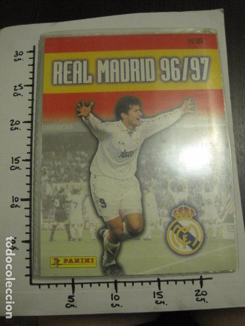 Álbum de fútbol completo: REAL MADRID 96 97 1996 1997 COMPLETO. PANINI.-VER FOTOS - (V-12.138) - Foto 17 - 99654163