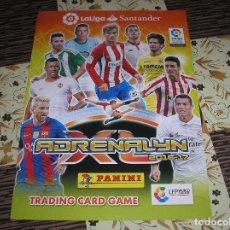 Álbum de fútbol completo: ADRENALYN XL 16 17 2016 - 2017 COMPLETO(( TODAS LAS EDICIONES LIMITADAS, LAS LETRAS A-B-C....)). Lote 190389565