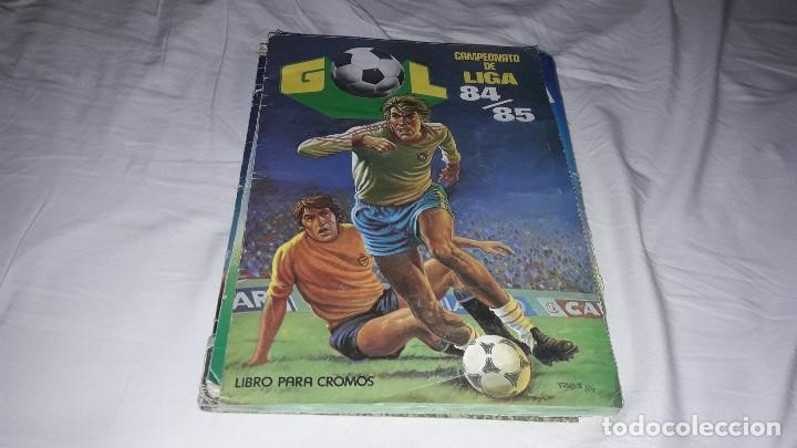 ALBUM DE LA LIGA 1983-84 DE MAGA CASI COMPLETO (Coleccionismo Deportivo - Álbumes y Cromos de Deportes - Álbumes de Fútbol Completos)