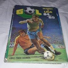 Álbum de fútbol completo: ALBUM DE LA LIGA 1983-84 DE MAGA CASI COMPLETO. Lote 100944307