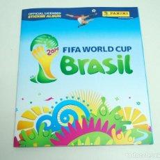 Álbum de fútbol completo: ABUM PANINI BRASIL 2014 COMPLETO. Lote 101103115