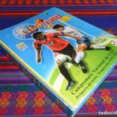 Álbum de fútbol completo: LAS FICHAS DE LA LIGA 2000 COMPLETO 566 CARD 21 DOBLE MUNDI CROMO REGALO 2001 INCOMPLETO MUNDI CARDS. Lote 36569987