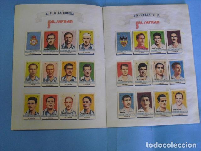 Álbum de fútbol completo: album azafran Salsafran, temporada 1944-45 novelda alicante - Foto 4 - 101307419