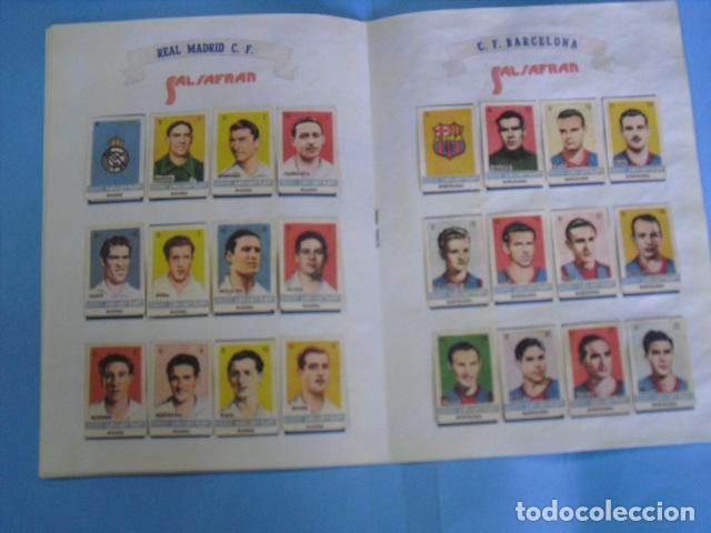 Álbum de fútbol completo: album azafran Salsafran, temporada 1944-45 novelda alicante - Foto 5 - 101307419