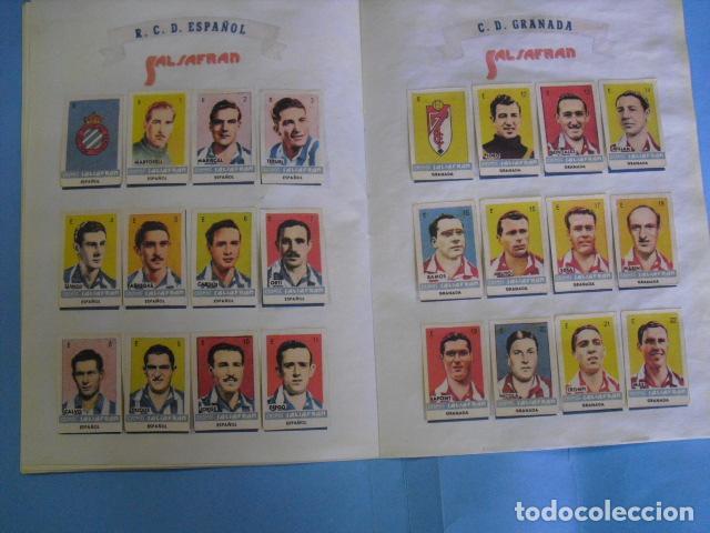 Álbum de fútbol completo: album azafran Salsafran, temporada 1944-45 novelda alicante - Foto 6 - 101307419