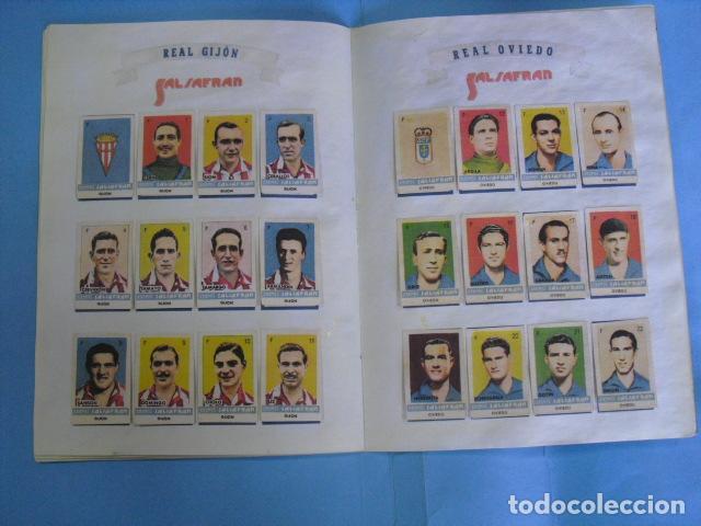 Álbum de fútbol completo: album azafran Salsafran, temporada 1944-45 novelda alicante - Foto 7 - 101307419