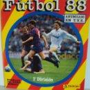 Álbum de fútbol completo: FUTBOL 88 - PANINI COMPLETO. Lote 101360695