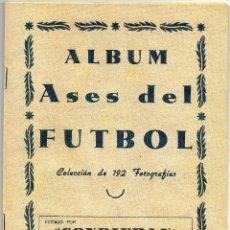 Álbum de fútbol completo: ALBUM CONDIFRAN, TEMPORADA 1953-54, ESPINARDO MURCIA. Lote 101361407