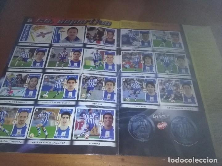 Álbum de fútbol completo: ALBUM DE FUTBOL. LIGA ESTE 2006 2007. . CON ERROR SHUSTER. . SCHUSTER. VER FOTOS. EST1B3 - Foto 7 - 101366139
